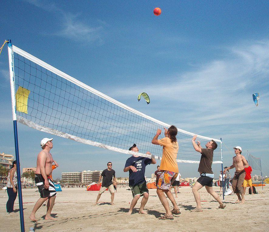 Beach Olympics Teambuilding