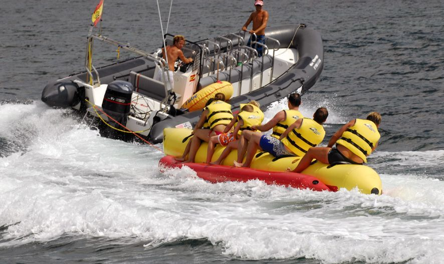 banana boat mallorca