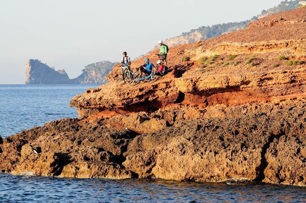 MTB outdoors Serra de Tramuntana