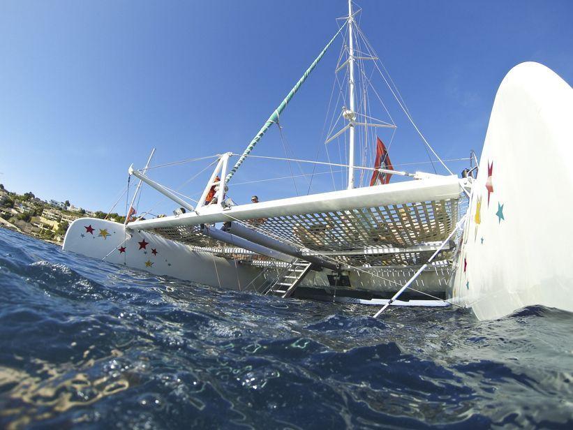 Catamaran Palma de Majorca