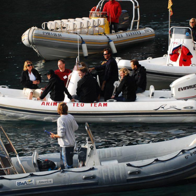 Zodiakboot Challenge