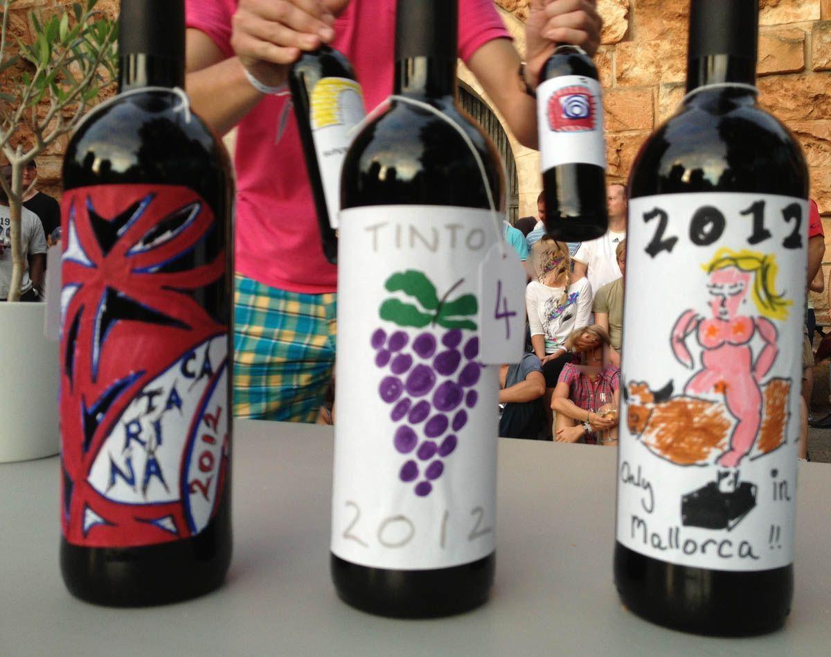 Wine Teambuiding Mallorca