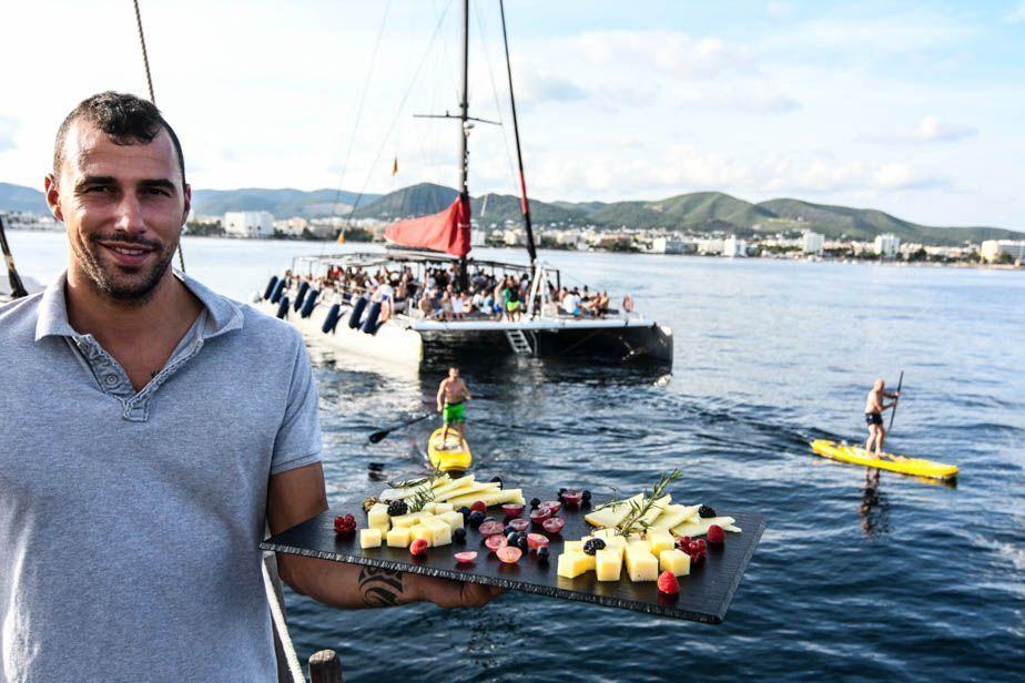 Catamaran Event Ibiza