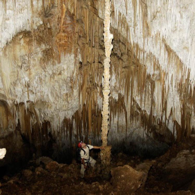 Expedición a una cueva