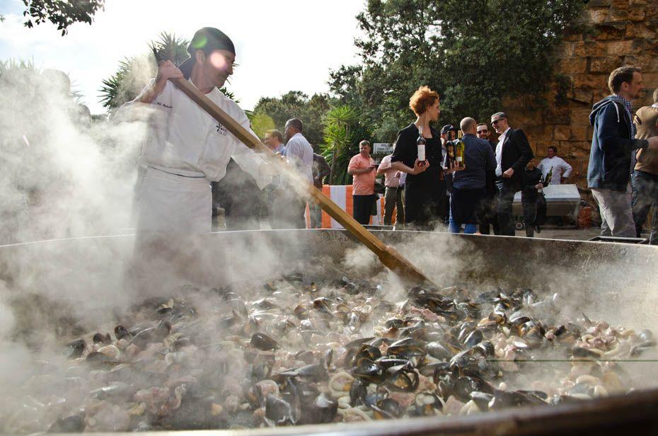 Event Mallorca Paella Cooking