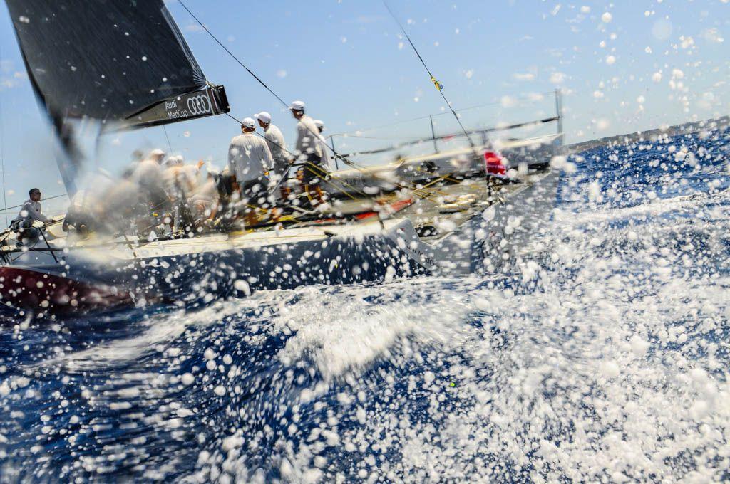 sailing in Palma de Mallorca