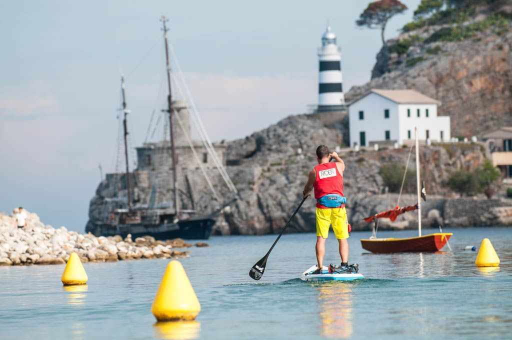 Stand Up Paddle Puerto de Soller