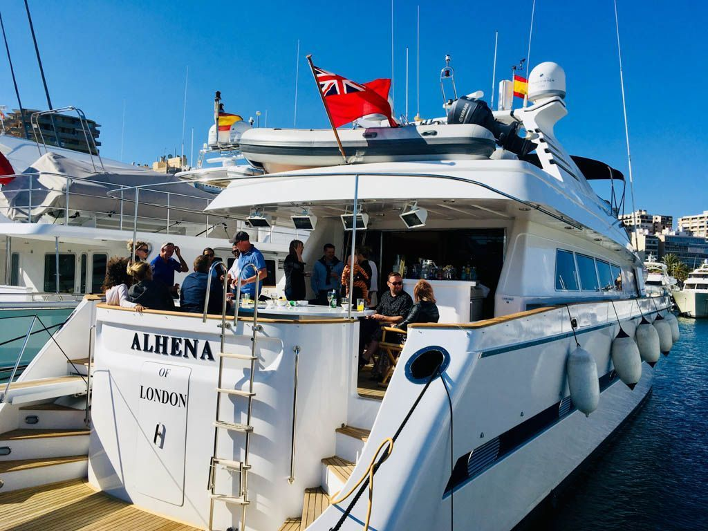 Exclusive yacht charter in Majorca