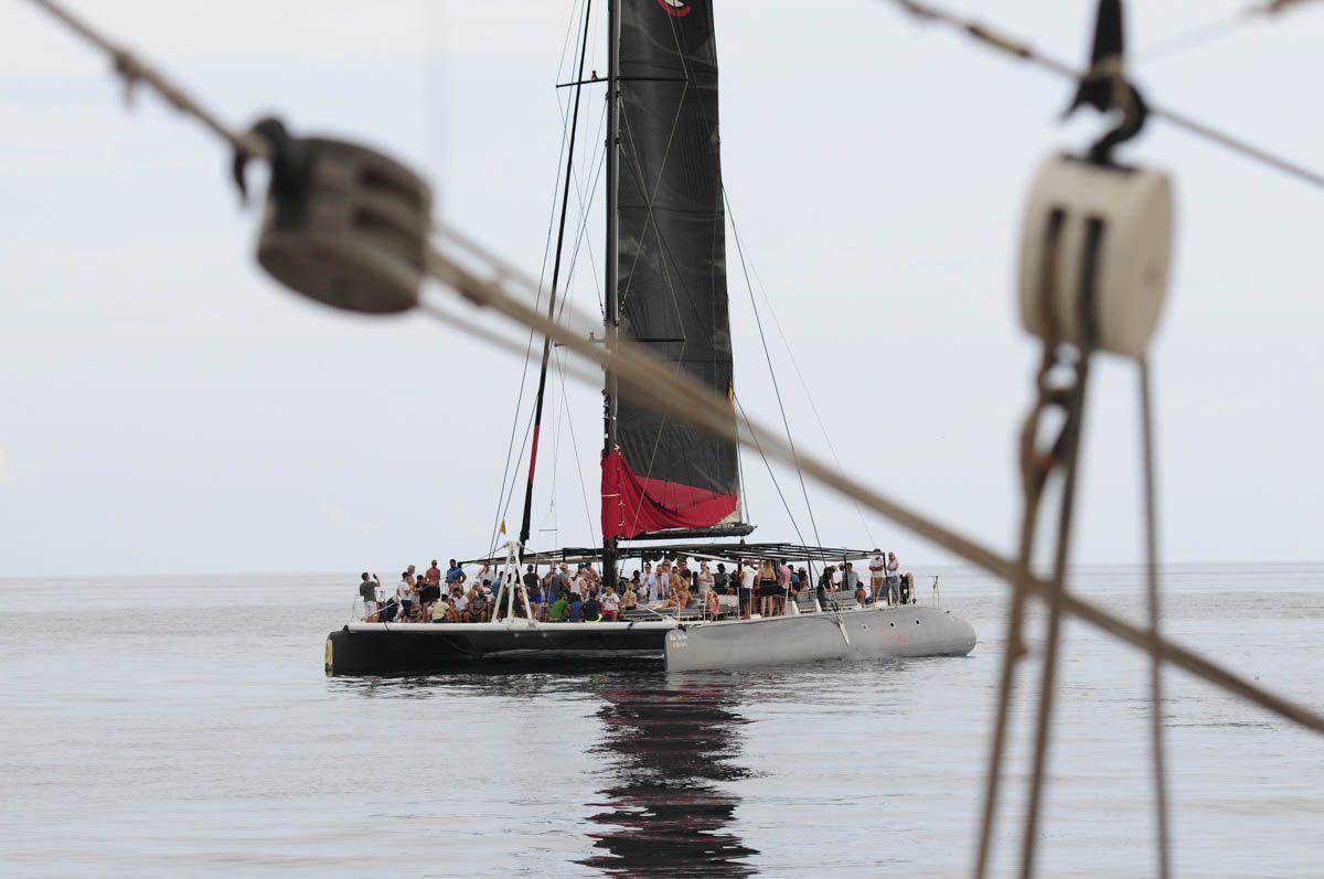 Catamaran Ibiza