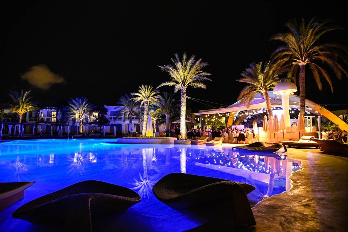 Ibiza Event Location